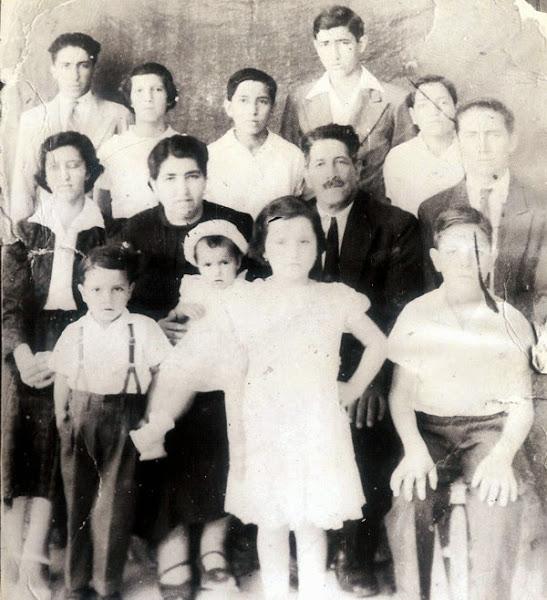 Familia Jiménez Narváez