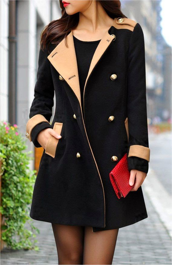 Winter Girl Jackets and Long Coats Series 2015 | NSA .blog