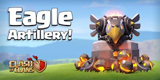 Penjelasan Biaya dan Waktu Upgrade Eagle Artillery, Berapa harga Eagle Artillery, Berapa lama Upgarde Eagle Artillery, Informasi Tentang Eagle Artillery, Penjelasan Eagle Artillery Lengkap dan Terbaru.