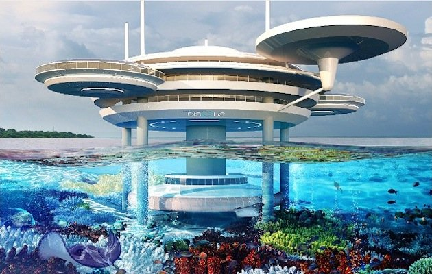 Civil engineering hoteliers around the world have planned luxury a few modest underwater hotels already exist but some of the most ambitious attempts may not make it past the blueprint stage dubai water discus hotel malvernweather Gallery