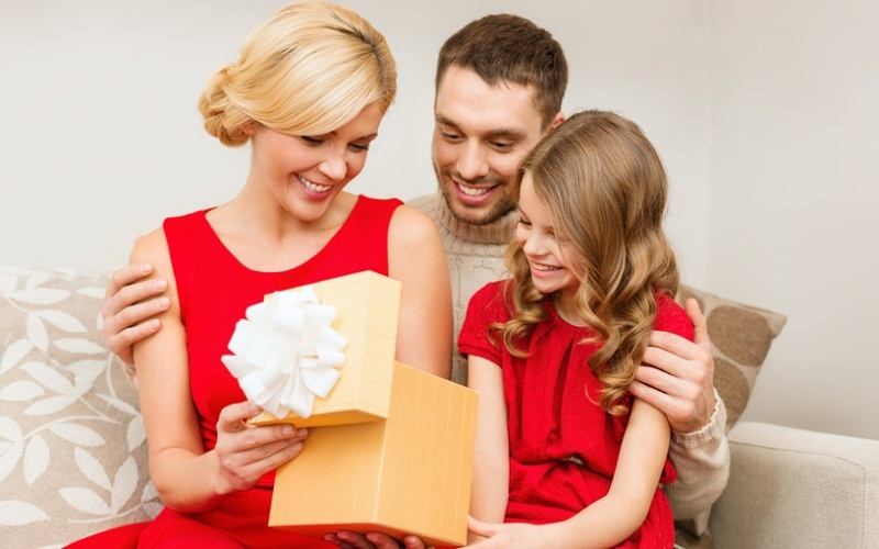 Что сделать маме и папе на новый год своими руками