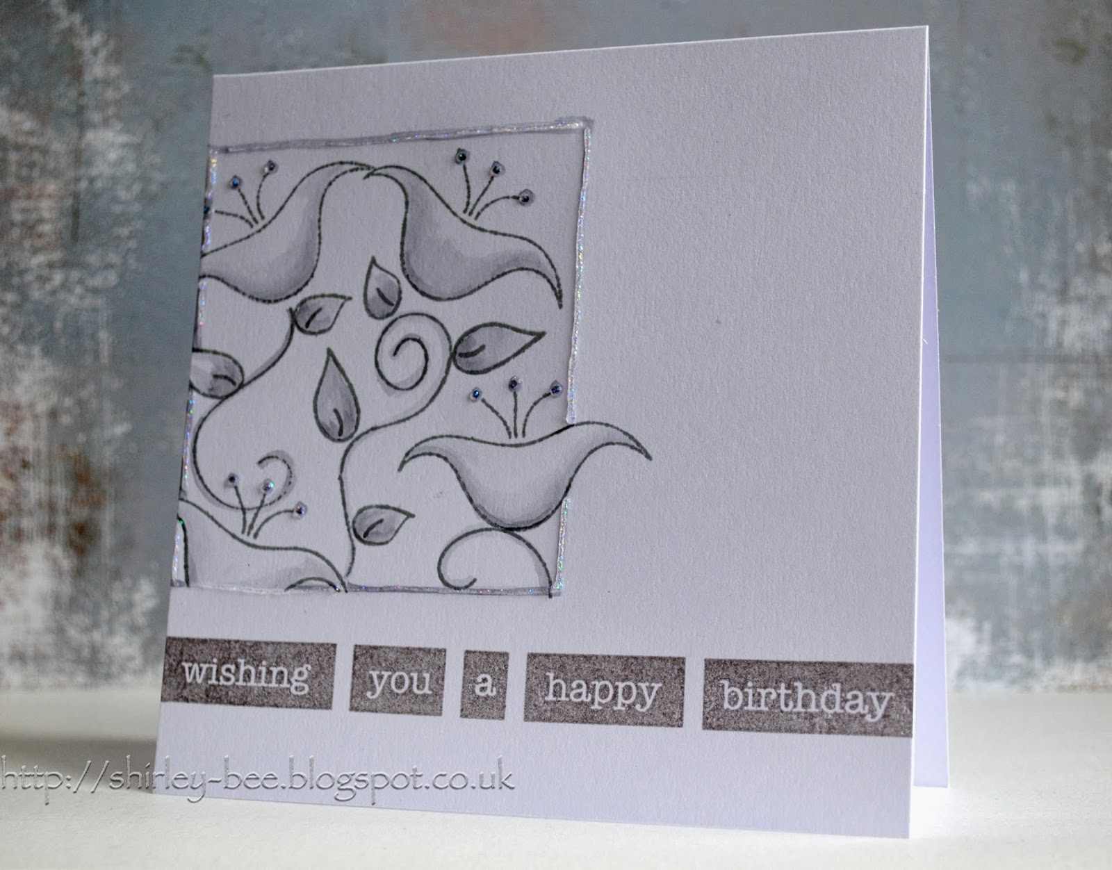 Shirley Bee 39 S Stamping Stuff How Many Shades Of Grey