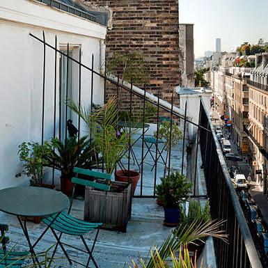 @Hotel Vivienne Parigi