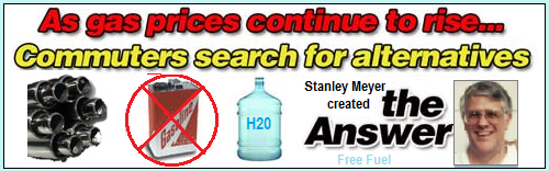 Stanley Allen Meyer Patents  U.S. Patent 4,936,961: Water Fuel Cell   Free Clean Recyclable Renewable hho h2o distilled water fuel