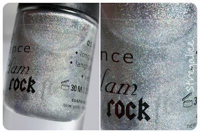 Essence Metal Babe holographic detail