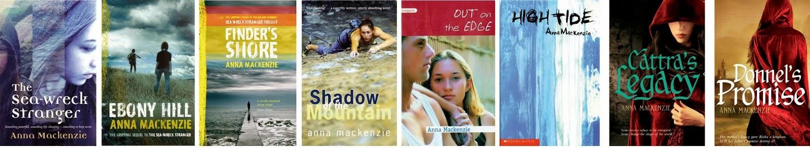anna mackenzie titles