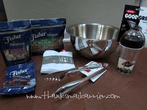 Fisher Nuts Summer Salad Kit