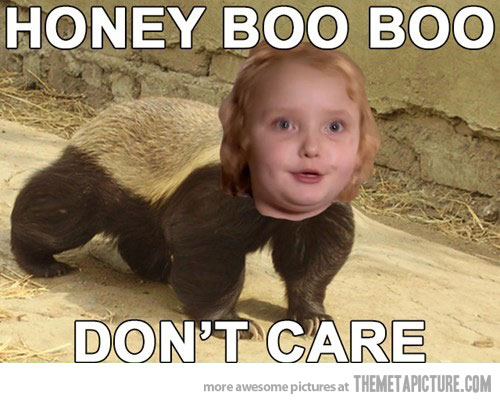 i hate honey boo boo