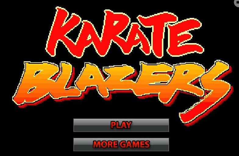 play free karate games