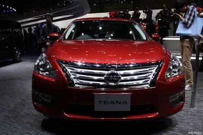 Harga Mobil Nissan Teana Dan Spesifikasi