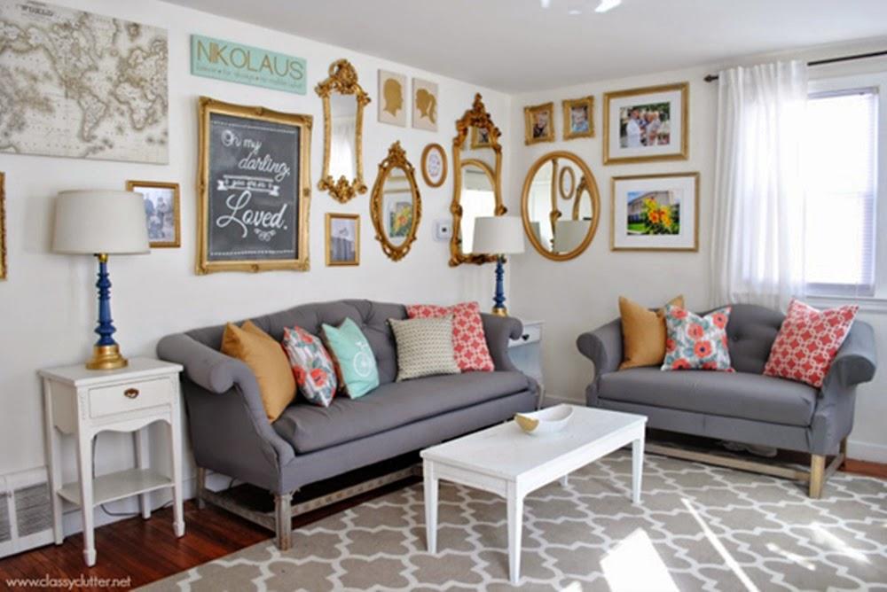 Paloma gomes inspire se decora o de sala de estar for Salas vintage modernas