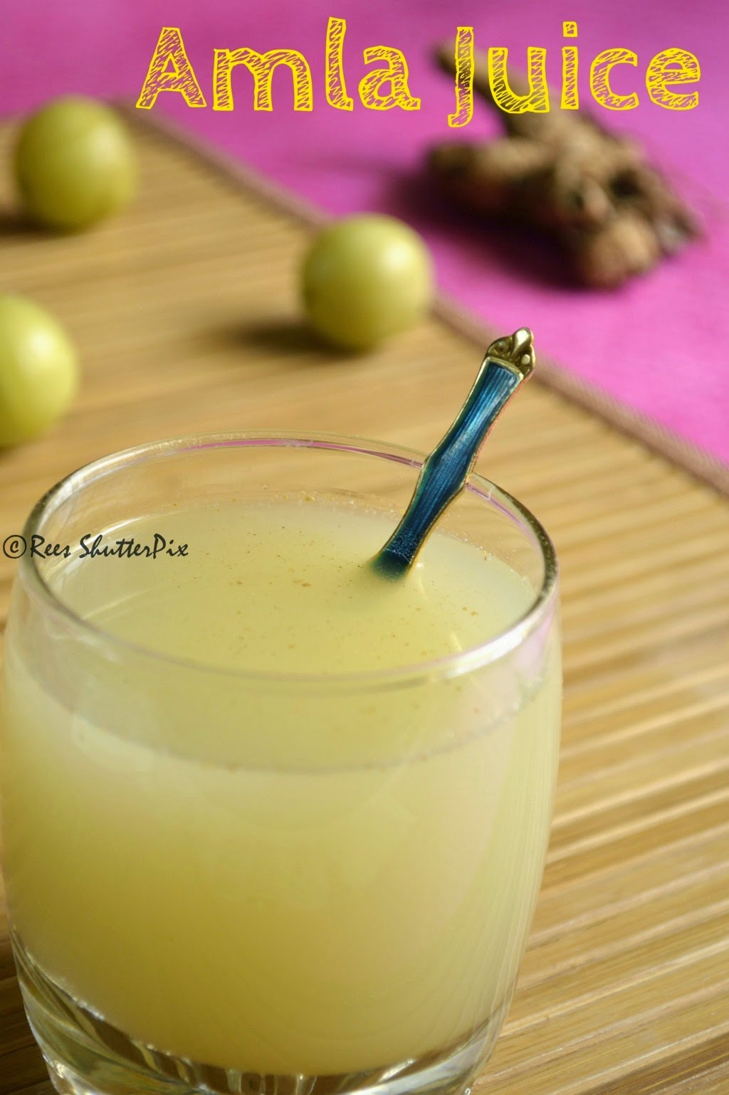Amla Juice Recipe Gooseberry Drink Recipe Detox Health