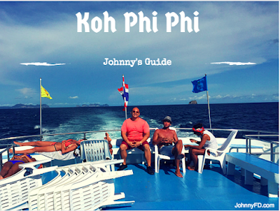 koh phi phi guide