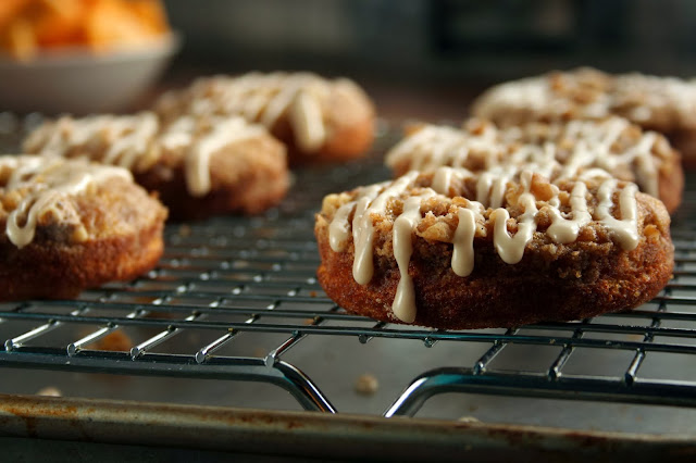 Butternut Squash Baked Donuts