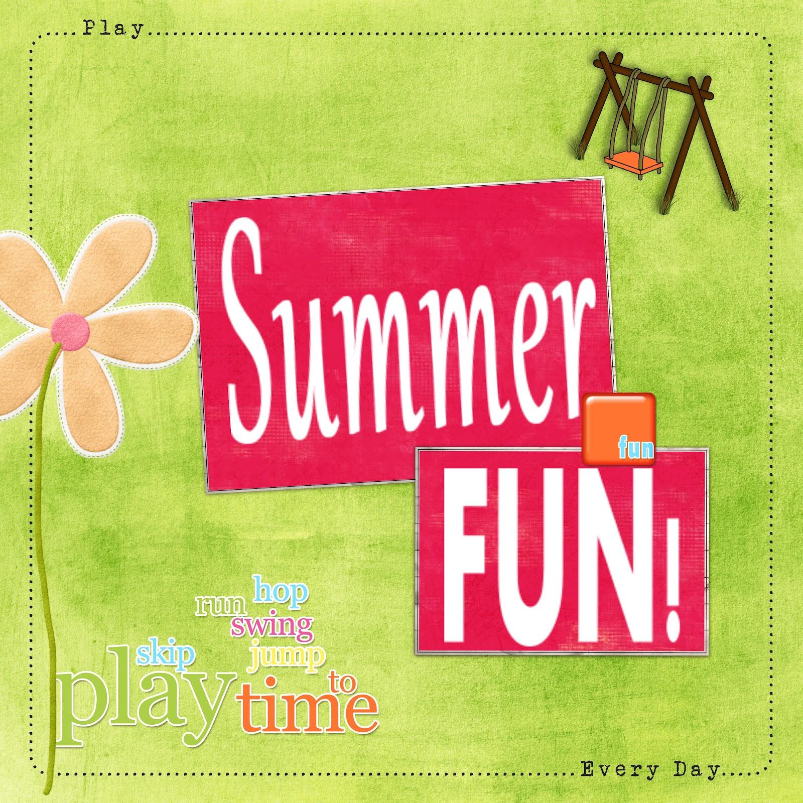 Enjoy Utah Summer Fun