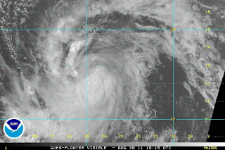 >While Irene's Clean Up Continues, We Keep A Close Eye On Newly Formed Tropical Storm Katia and Caribbean Disturbance