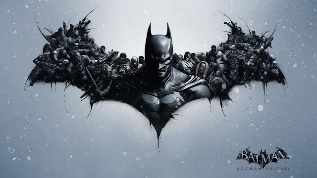 Batman Arkham Origins Video Game HD Wallpaper