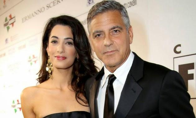 La mansión de George Clooney y Amal Alamuddin 1