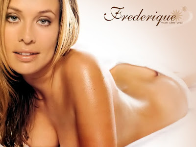 Frederique Van Der Wal Nude Wallpaper