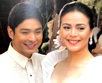Mother and son: Coco Martin (Daniel) and Dawn Zulueta (Emily)