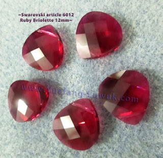 Swarovski_6012_Ruby_briolette_12mm