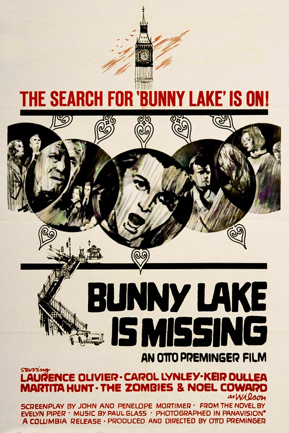 Bunny Lake Is Missing - Bunnyy Lake zaginęła - 1965