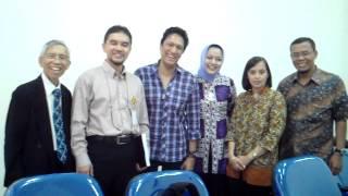 4 Orang Profesor & Doktor Pembimbing S3 ku dari IPB  (Dr.Hj. Marissa Haque Ikang Fawzi)