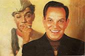 Mario Moreno Cantinflas (1911/1993) Actor còmic. (MÈXIC)