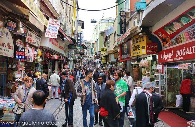 Estambul-tiendas