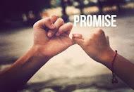 Me pregunto si existe alguien que cumpla sus promesas.