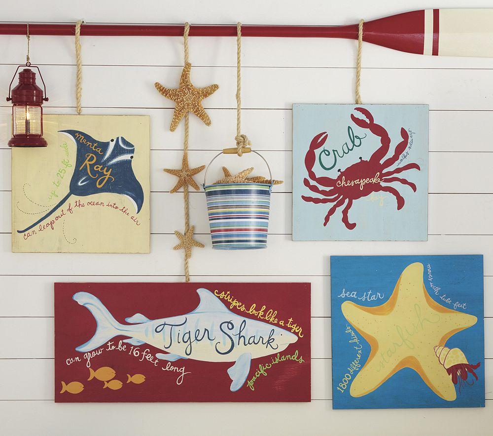 Украшаем своими руками комнату в морском стиле на день рождения
