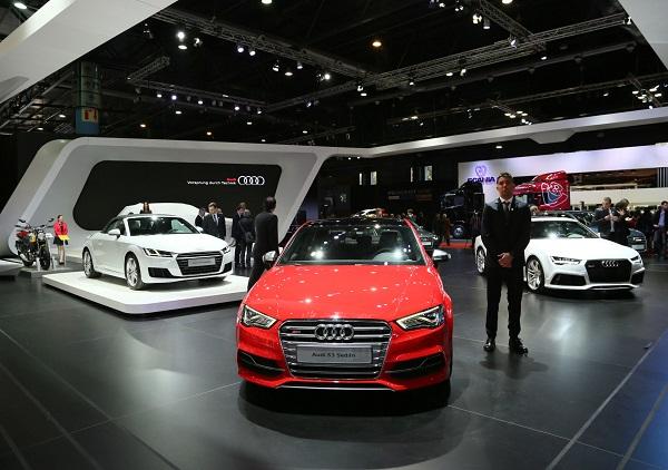 Audi Salón del Automóvil de Buenos Aires 2015