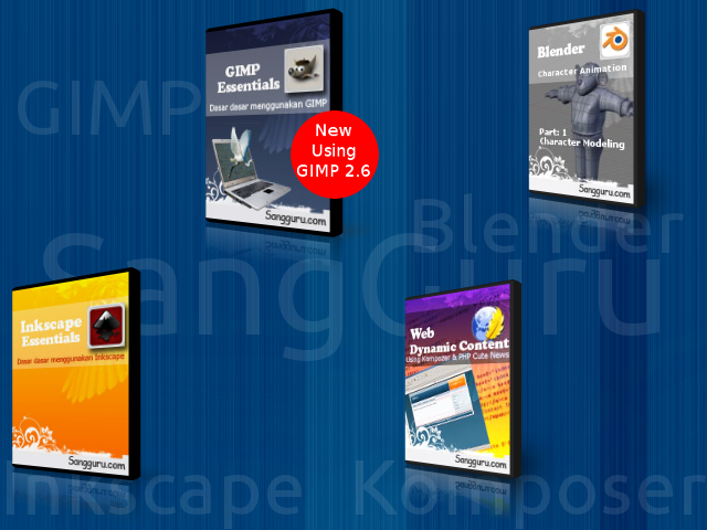 Katalog video tutorial di SangGuru.com