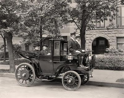 Fotografías antiguas de vehículos