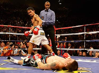 Manny Pacquiao vs Chris Algieri