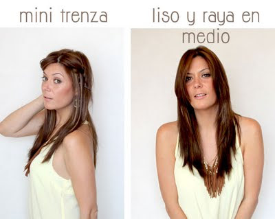 Tutorial Peinado Hippie Chic YouTube
