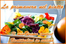 Contest la Primavera nel piatto