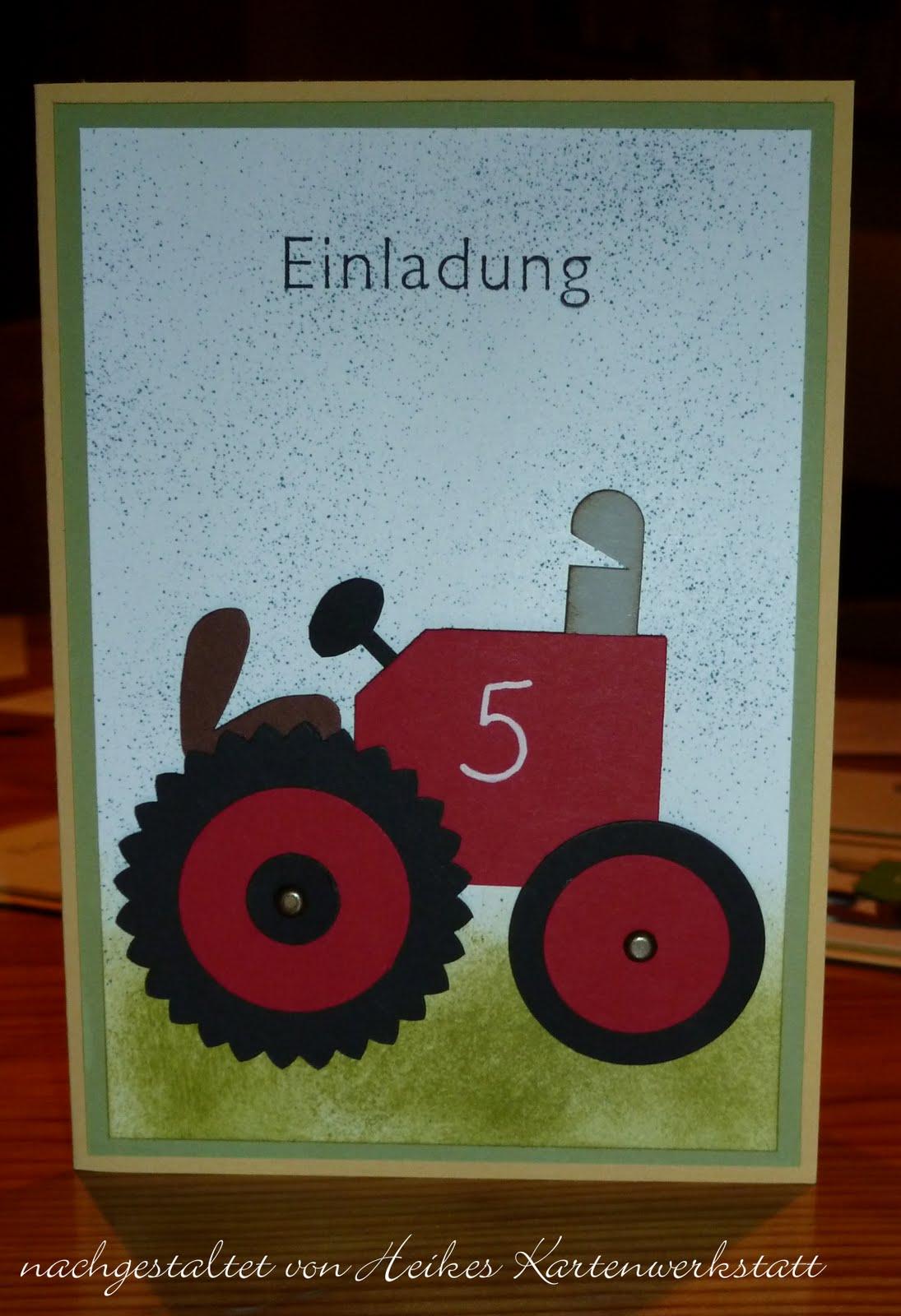Heikes Kartenwerkstatt: Mai 2011