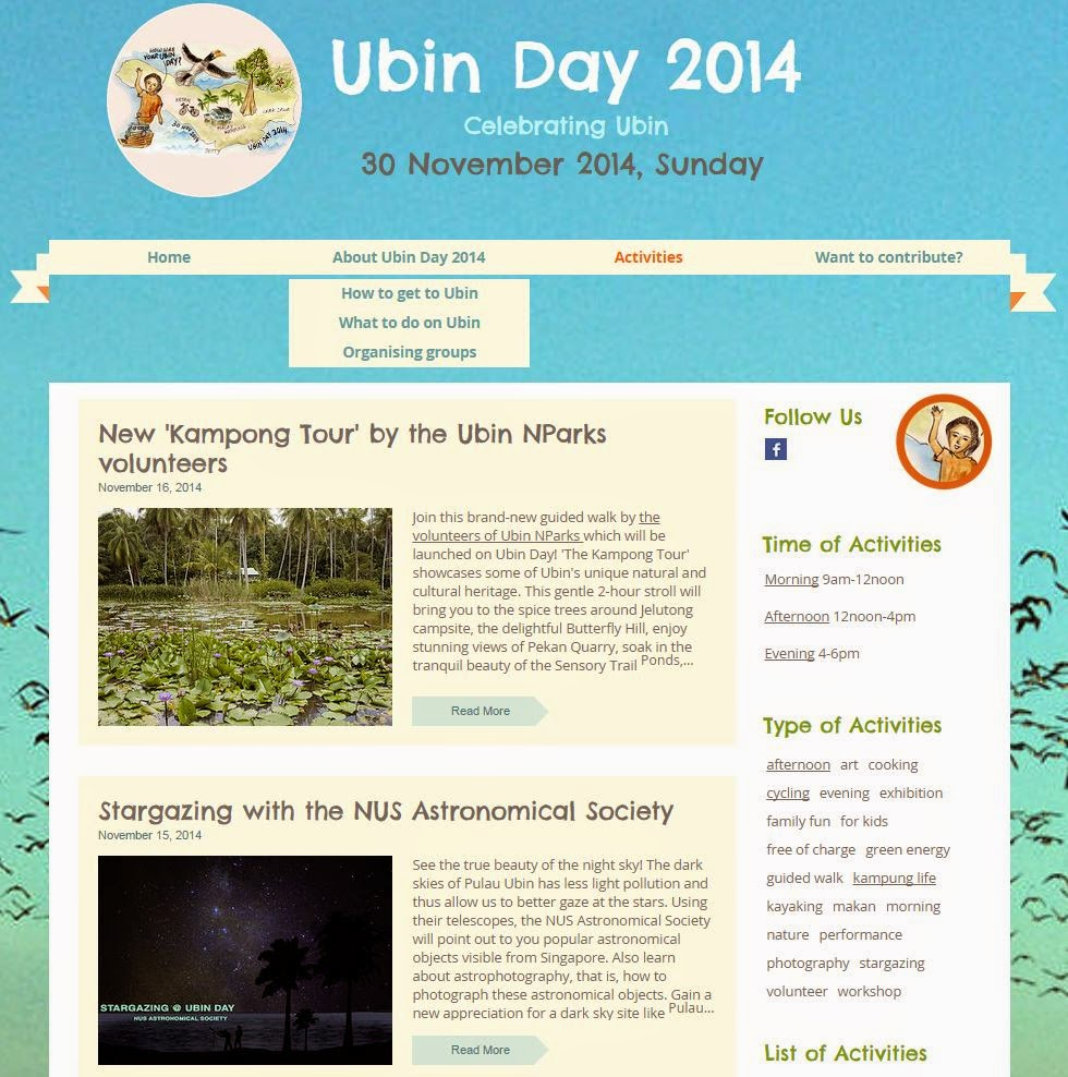 Celebrating Singapore\'s BioDiversity!: Biodiversity for kids during ...
