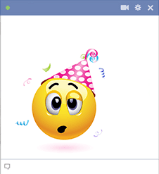 Facebook Emoticon Party