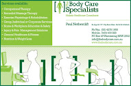 The Body Care Specialist