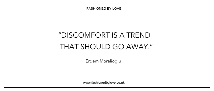 via fashioned by love | best fashion & style quotes | Erdem