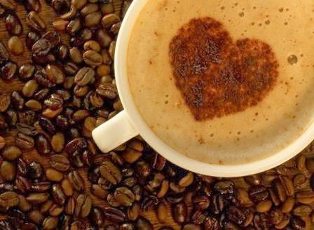 Kahve Falında Kalp