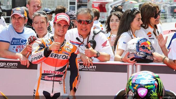 Kualifikasi MotoGP Catalunya Dani Patahkan Tren Marquez