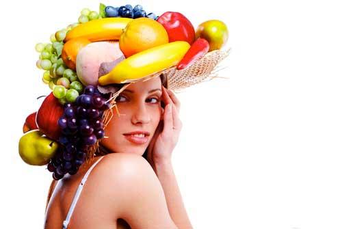 Como hacer un sombrero de frutas