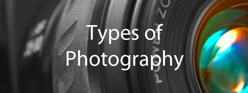 Types Of Photography types of photography over