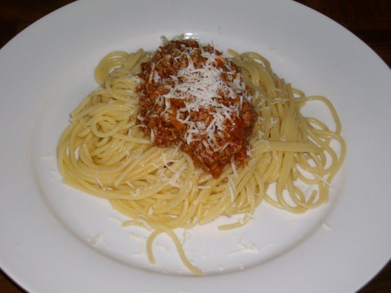 spaghetti bolognese per morberg