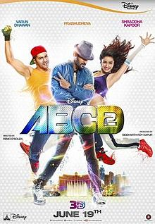 Download Film ABCD 2 2015 Bluray Subtitle Indonesia