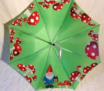Umbrellas For Happy People