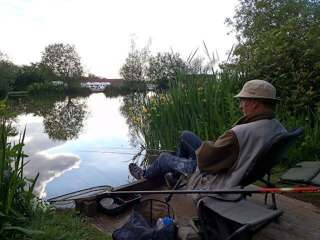 Lemington Lakes Crucian carp